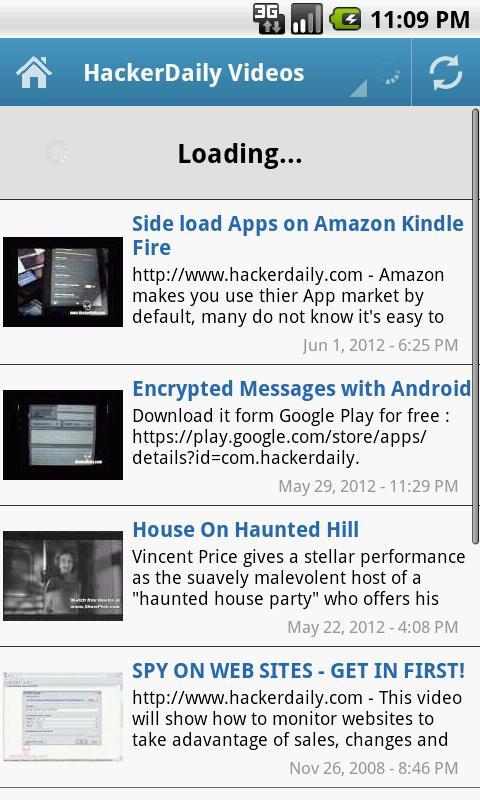 HackerDaily HQ Offical- screenshot