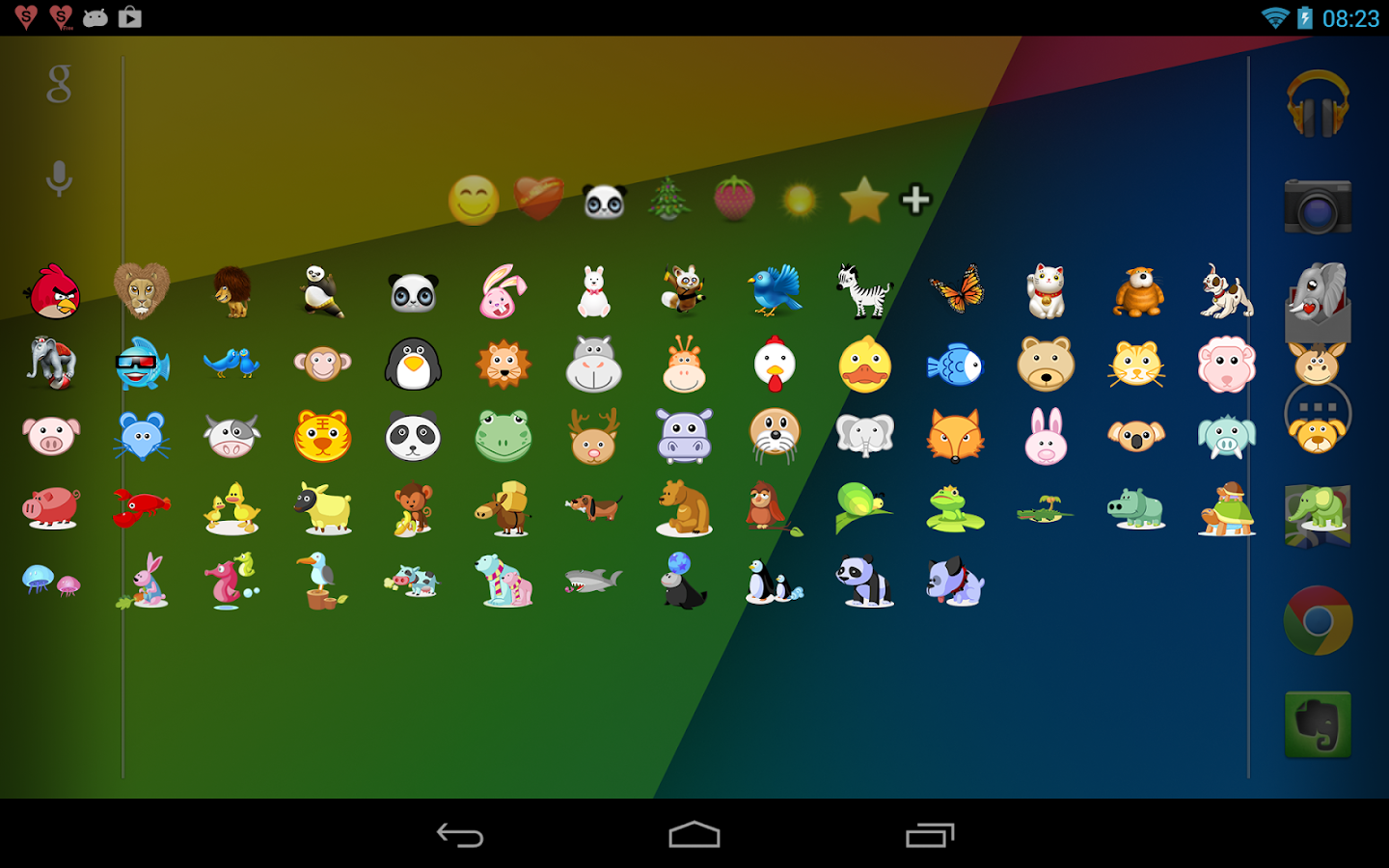 COOL SYMBOLS PRO ( Emoticon ) - screenshot