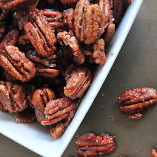 Cinnamon Pecans No Egg Recipes.