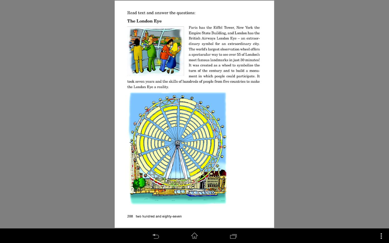 Universal Book Reader Full Key - screenshot