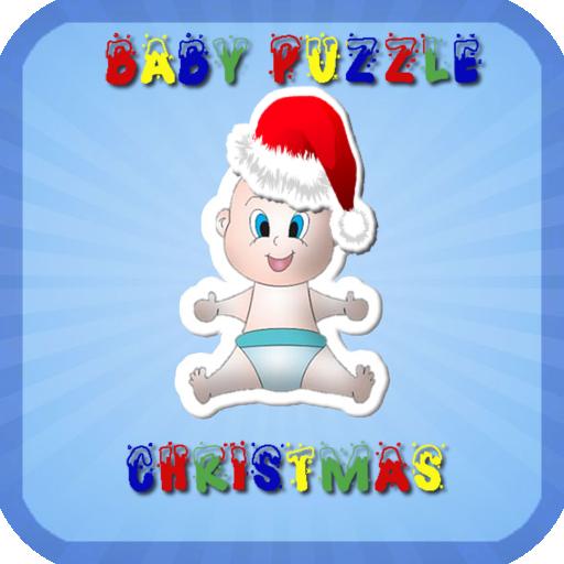 圣诞拼图为孩子 教育 LOGO-玩APPs