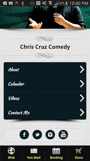 Chris Cruz Comedy