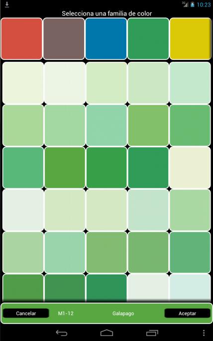 92 paleta de colores de pinturas imagui colores de - Gama de colores para interiores ...