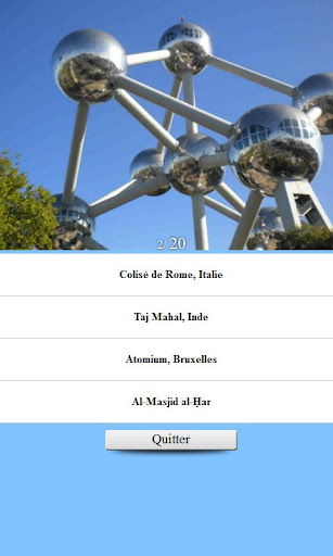 Quiz Monuments célèbres