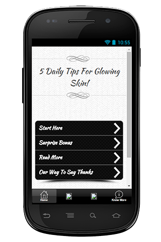 5 Daily Tips For Glowing Skin