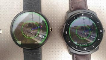 Screenshot of Augmented SmartWatch Pro