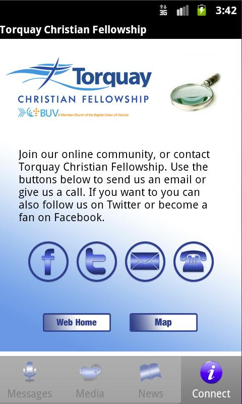 TCF Church - screenshot