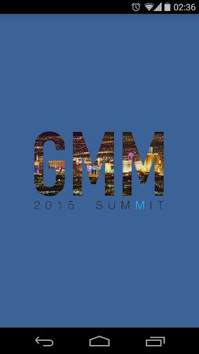 GMM SUMMIT 2015