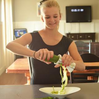 Zucchini Veggiefredo