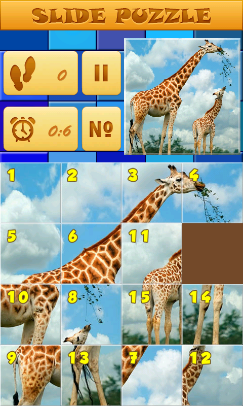 Fast Puzzle - screenshot