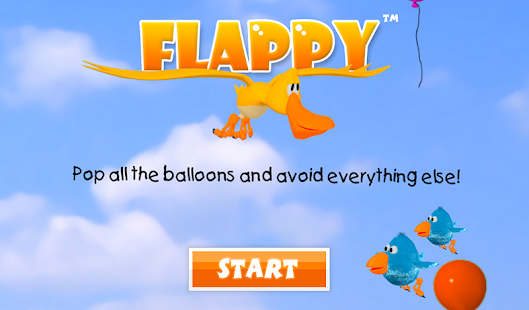 Flappy- screenshot thumbnail