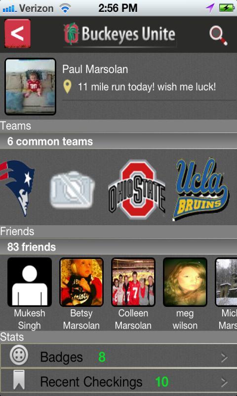 Buckeyes Unite - screenshot