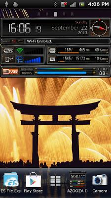 AZOOZA Deck - screenshot