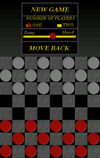 Checkers KingMe