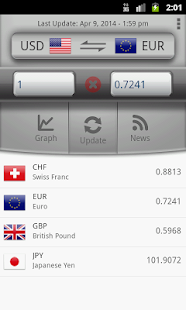Download Easy Currency Converter For PC Windows and Mac apk screenshot 5