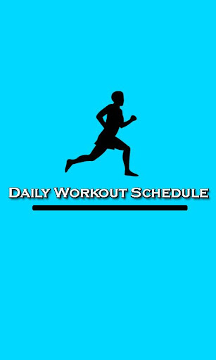 Daily Workout Schedule