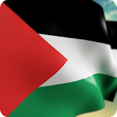 Palestine Flag: Live Wallpaper
