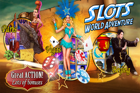 Slot Machines World Adventure - screenshot thumbnail