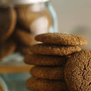 Best-Ever Chewy Gingerbread Cookies.