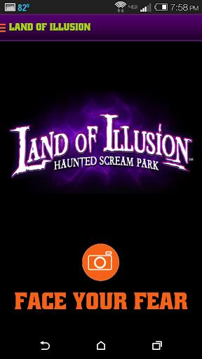 Land of Illusion Zombie Shoot