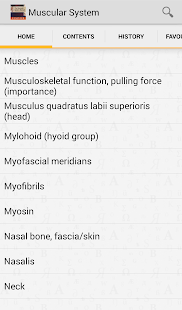 The Muscular System Manual- screenshot thumbnail