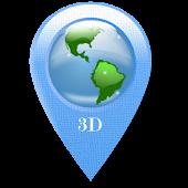 World Map 3D
