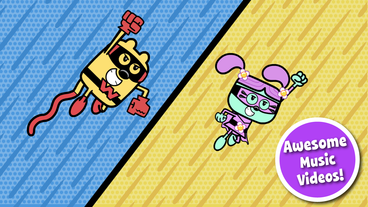 Wubbzy The Superhero- screenshot