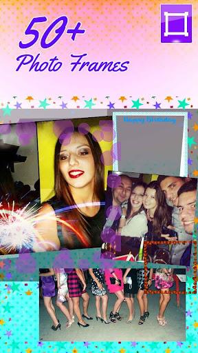生日 照片拼貼
