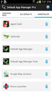 Default App Manager Pro - screenshot thumbnail
