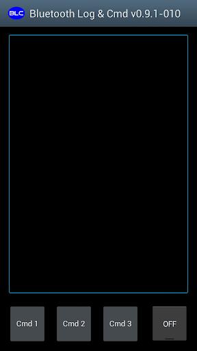 Bluetooth Log Command