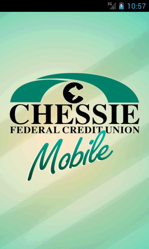 Chessie FCU Mobile Banking - screenshot