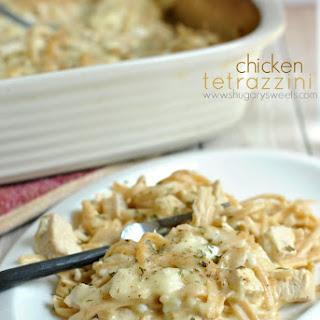 Chicken Tetrazinni