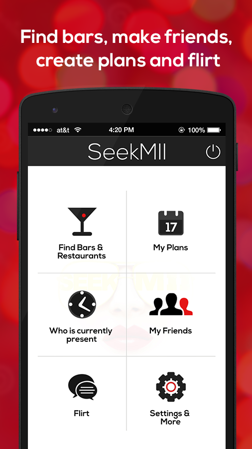 SeekMII - Nightclubs and Bars - screenshot
