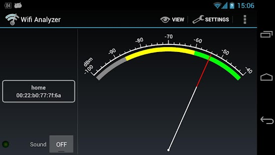 Wifi Analyzer Screenshot 18
