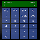 Customizable Calculator Widget