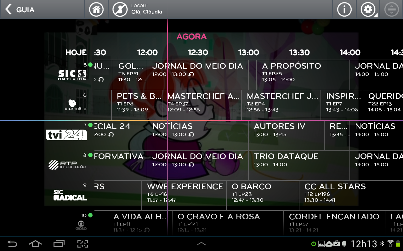 Iris Online - screenshot
