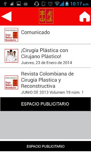 【免費醫療App】CIRUGIA PLASTICA-APP點子