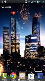 玩個人化App|煙花動態桌布Fireworks(Free&Pro)免費|APP試玩