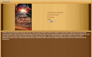 Screenshot of Pırlanta Kitap