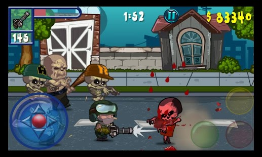 Zombie War - screenshot thumbnail