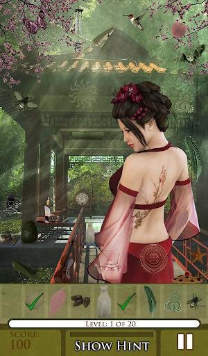 Hidden Object - Sakura Garden