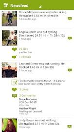 Endomondo Sports Tracker Screenshot 3