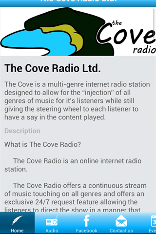 The Cove Radio