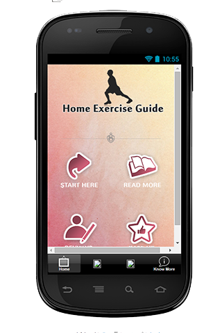 Home Exercise Guide