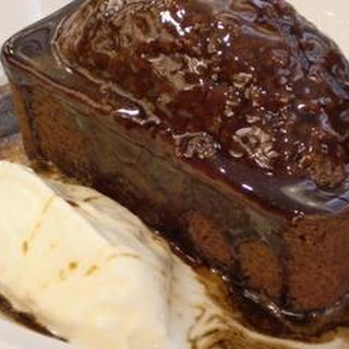Sticky Parkin With Treacle Toffee Sauce