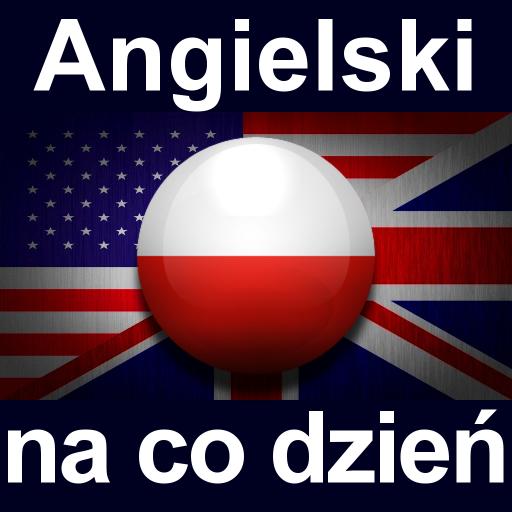 Angielski na co dzień LOGO-APP點子
