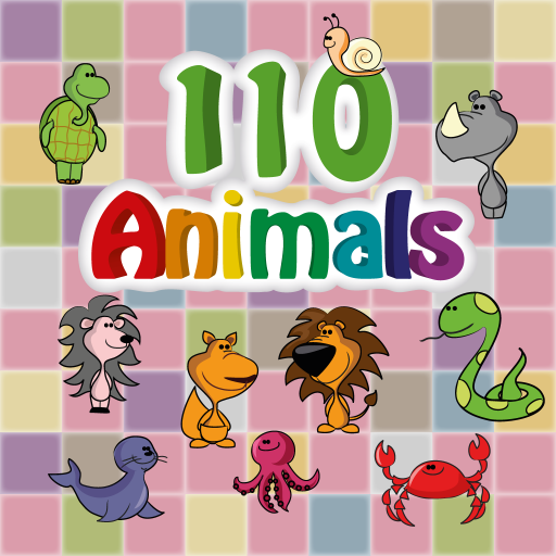 110 Animals LOGO-APP點子