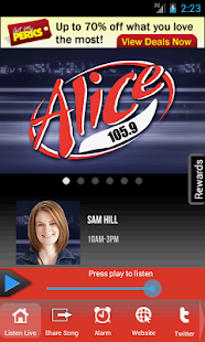 Alice 105.9 - screenshot thumbnail
