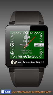 JJW Classic Watchface 4 SW2- screenshot thumbnail