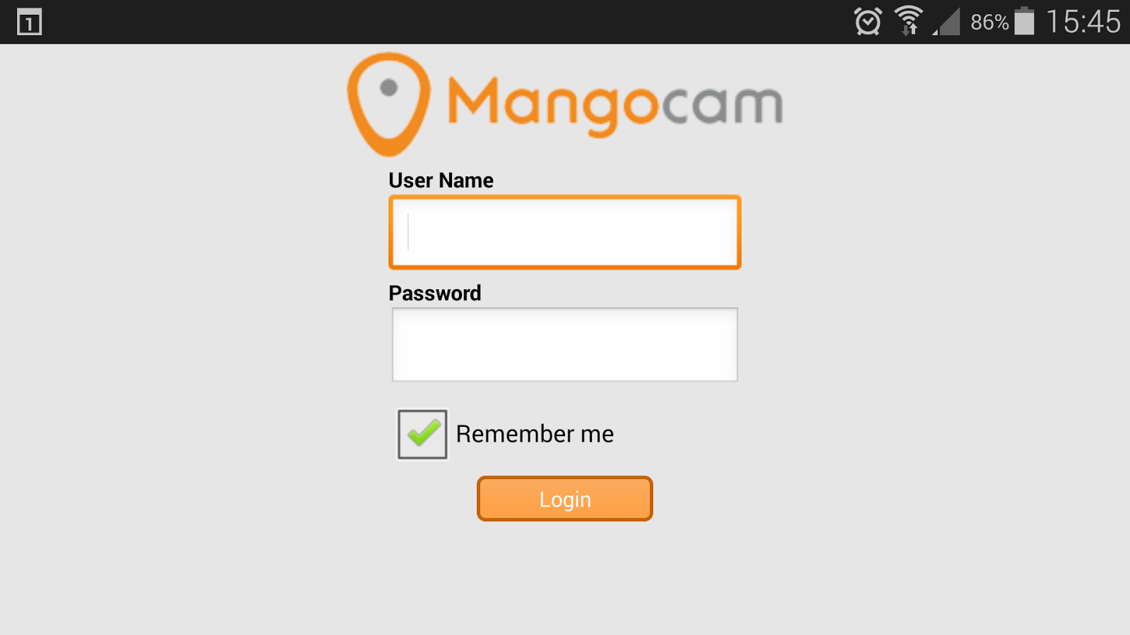 Mangocam Viewer- screenshot
